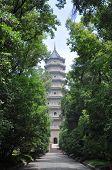 Linggu Pagoda, Nanjing, China