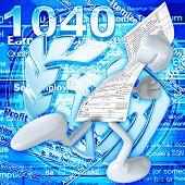 1040 Tax Man