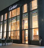 Cartier Shop Nagoya Japan