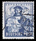 Export Fair Hanover 1949