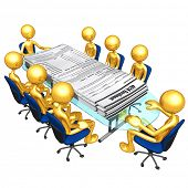 Gold Guys 401K Forms Meeting