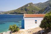 Orthodox Church On Samos