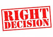 Right Decision