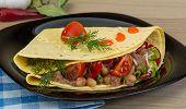 Tuna Tortilla