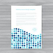 pic of swagger  - Vector watercolor circles - JPG
