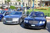 Bentley Continental Gtc And Bentley Continental Flying Spur