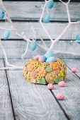 ������, ������: Easter Eggs And Bunny