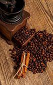 Ancient  Coffee Grinder