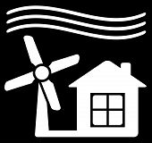 windmill power icon