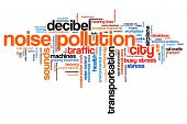 pic of noise pollution  - Noise pollution  - JPG