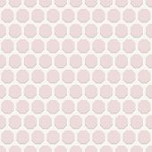 Geometric Seamless  Pattern with Pink Octagons