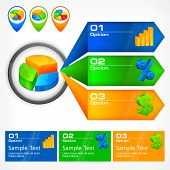 Color Infographic Elements