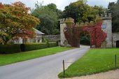 Entrance Gate Stourhead House & Gardens