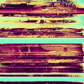 Background with grunge stains. With different color patterns: yellow (beige); cyan; purple (violet); pink