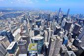 stock photo of illinois  - Chicago Illinois  - JPG