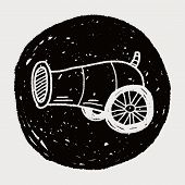 pic of cannon-ball  - Cannon Doodle - JPG