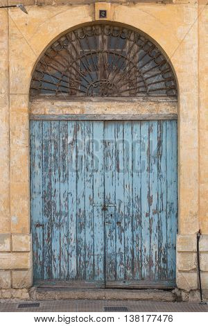 Traditional Maltese ancient