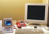 Modern Electronic Desktop
