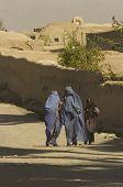 Burkhas In Karukh Afghanistan