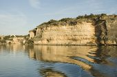 Possum Kingdom Lake  In Texas