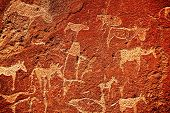 hieroglyph texture
