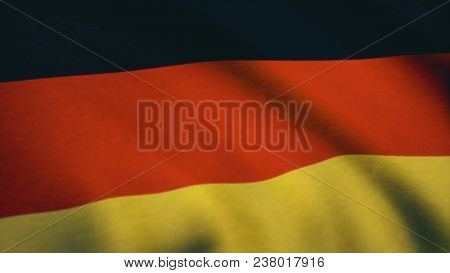 Beautiful 3d Animation Of Germany