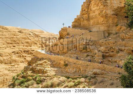The Monastery Of Saint George