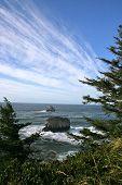 Oregon Coastline Cape Meares