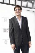 LOS ANGELES, CA - SEP 25: Rich Sommer at the IRIS, A Journey Through the World of Cinema by Cirque du Soleil premiere September 25, 2011 at Kodak Theater in Los Angeles, California