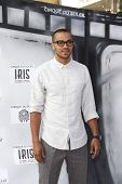 LOS ANGELES, CA - SEP 25: Jesse Williams  at the IRIS, A Journey Through the World of Cinema by Cirque du Soleil premiere September 25, 2011 at Kodak Theater in Los Angeles, California