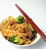 Beef Chow Bowl