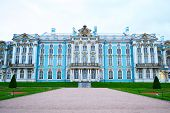 stock photo of tsarskoe  - Catherine Palace - JPG