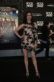 LOS ANGELES - JUN 8: Catherine Zeta Jones at the 'Rock of Ages' Los Angeles premiere held at Grauman