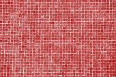 Big Red Mosaic