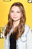 LOS ANGELES - JUN 5:  Sammi Hanratty arriving at the Premiere Of Disney Channel's .