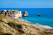 Aphrodite Beach On Cyprus