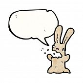 foto of belching  - belching rabbit cartoon - JPG