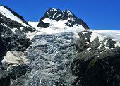 Lower Arolla Glacier