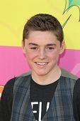 LOS ANGELES - MAR 23:  Spencer List arrives at Nickelodeon's 26th Annual Kids' Choice Awards at the