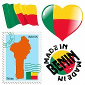 National Colours Of Benin