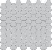 Bricks For Sidewalk Polygon Gray