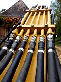 Hydraulic Pipes and Hoses