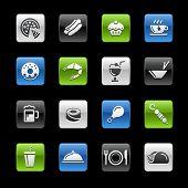 Food Icons 2 // Gelbox Series