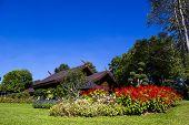 Doi Tung Palace In Chiangrai, Thailand