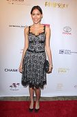 LOS ANGELES - NOV 8:  Rebecca Da Costa at the YWCA Greater Los Angeles Annual Rhapsody Ball at Bever