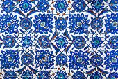 Geometric Ottoman Pattern