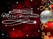 Sparkle Swirl Christmas
