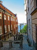 Buildings In Stockholm (sweden)