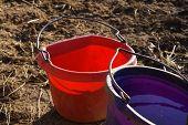 Water Buckets