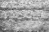dirty brick wall, grungy grey texture